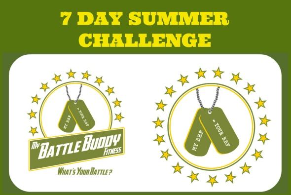 7 day challenge 2